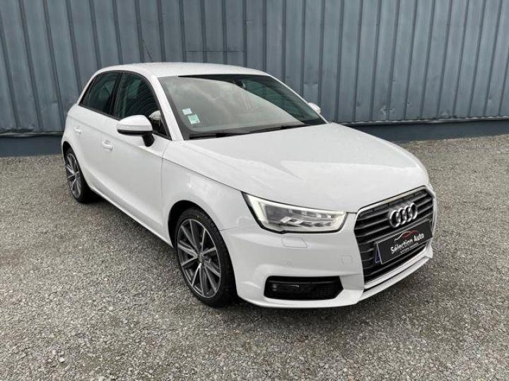 Audi A1 Sportback Ambition Luxe blanc nacre - 3