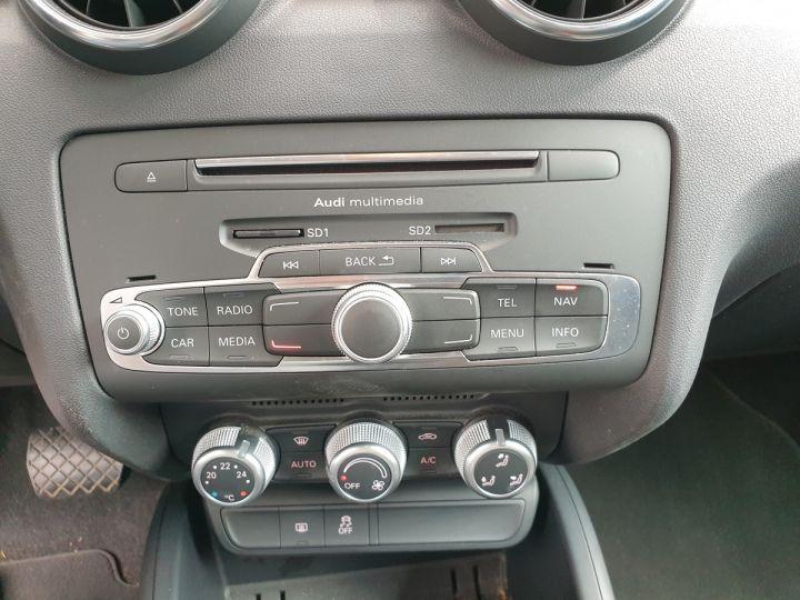 Audi A1 Sportback business tdi 90 s tronic ii Bleu Occasion - 12