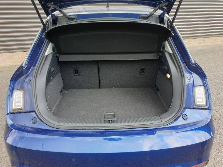 Audi A1 Sportback business tdi 90 s tronic o Bleu Occasion - 8