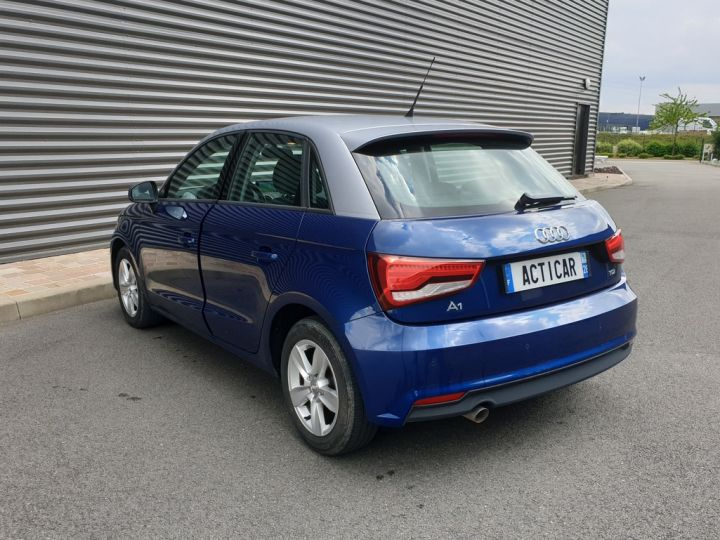 Audi A1 Sportback business tdi 90 s tronic o Bleu Occasion - 20