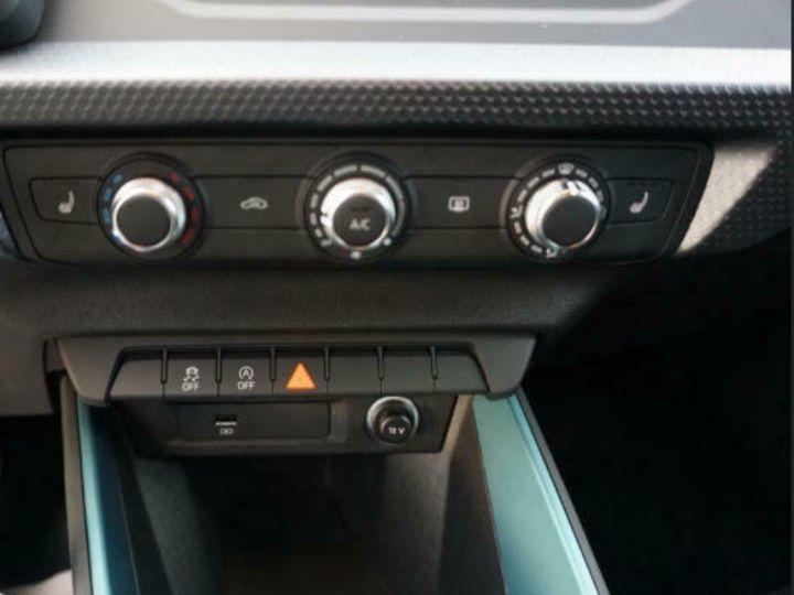Audi A1 Sportback II 30 TFSI 116 DESIGN (03/2019) Glacier White Metallisé - 12