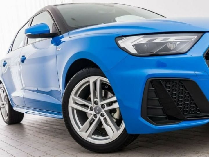 Audi A1 Sportback # Sportback Sport S line #  Bleu - 3