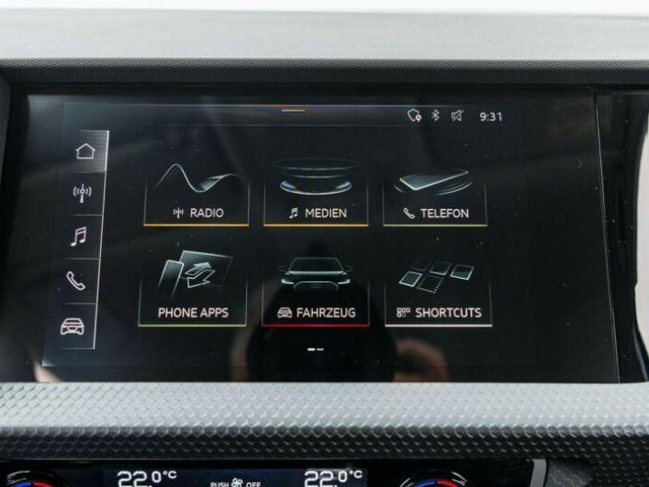 Audi A1 Sportback # Sportback Sport S line #  Bleu - 10