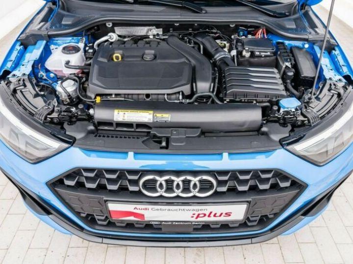 Audi A1 Sportback # Sportback Sport S line #  Bleu - 12