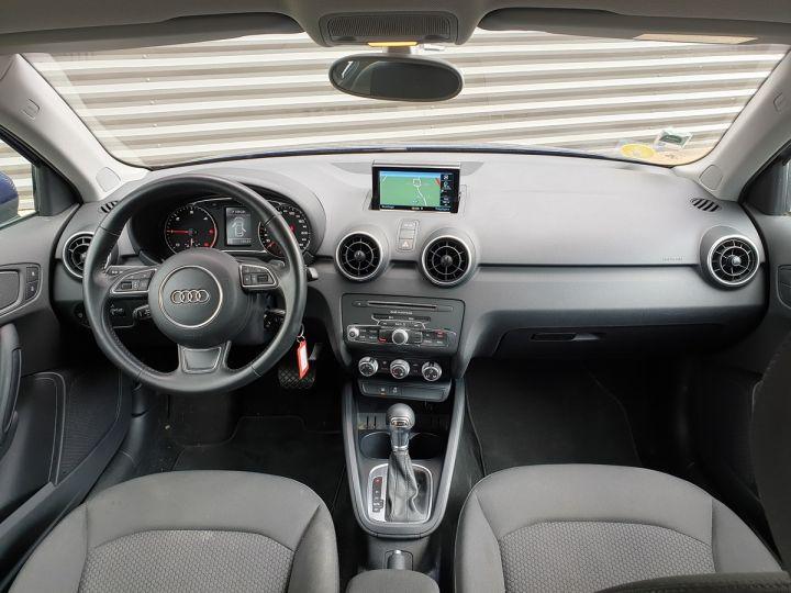 Audi A1 Sportback ultra business tdi 90 s tronic i Bleu Occasion - 5