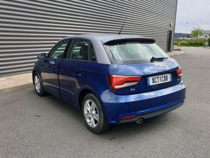 Audi A1 Sportback ultra business tdi 90 s tronic i Bleu Occasion - 20