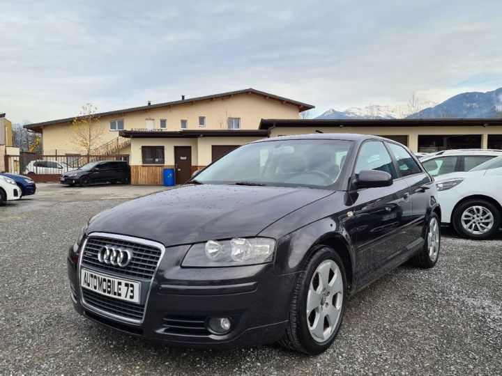 Audi A3 2.0 tdi 140 quattro ambition luxe 01/2008 CUIR REGULATEUR  - 1
