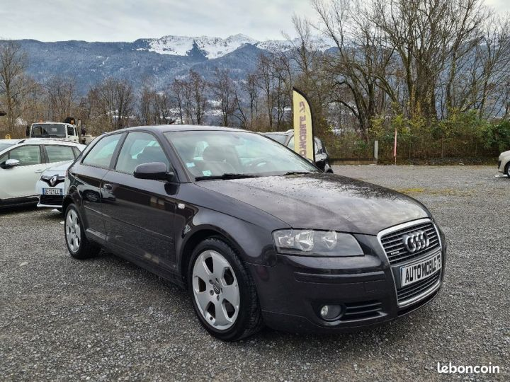 Audi A3 2.0 tdi 140 quattro ambition luxe 01/2008 CUIR REGULATEUR  - 3