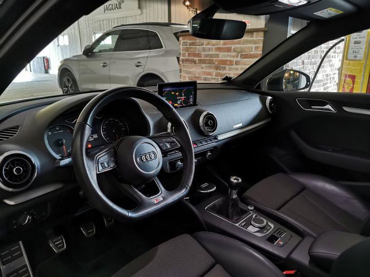 Audi A3 2.0 TDI 150 CV SLINE BV6 DERIV VP Noir - 5