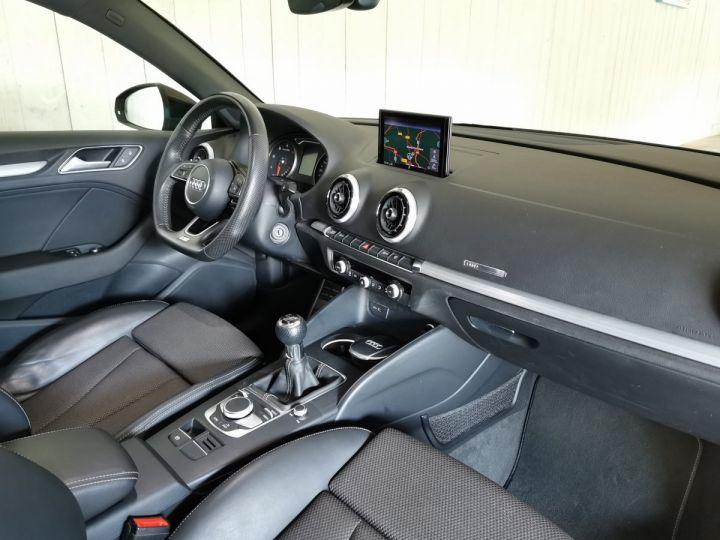 Audi A3 2.0 TDI 150 CV SLINE BV6 DERIV VP Noir - 6