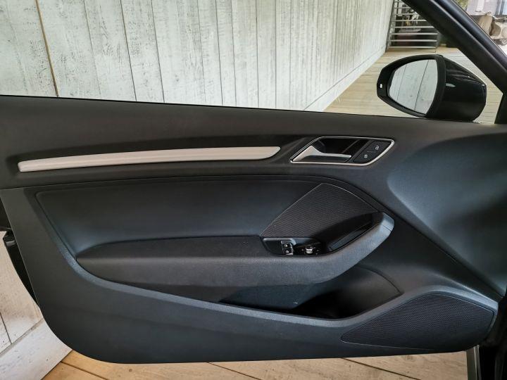 Audi A3 2.0 TDI 150 CV SLINE BV6 DERIV VP Noir - 7