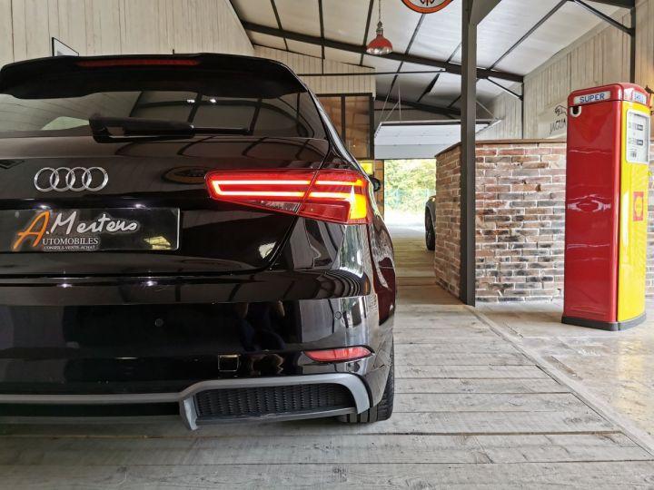 Audi A3 2.0 TDI 150 CV SLINE BV6 DERIV VP Noir - 10