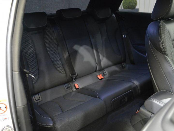 Audi A3 8v 1.8 tfsi 180ch quattro stronic sline plus 1ere main acc camera attelage rotor +++ BLANC GLACIER - 14