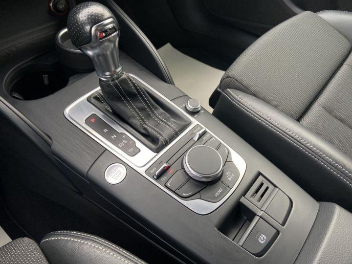 Audi A3 Berline 2.0 TDI 150ch S-LINE S-TRONIC NOIR - 17