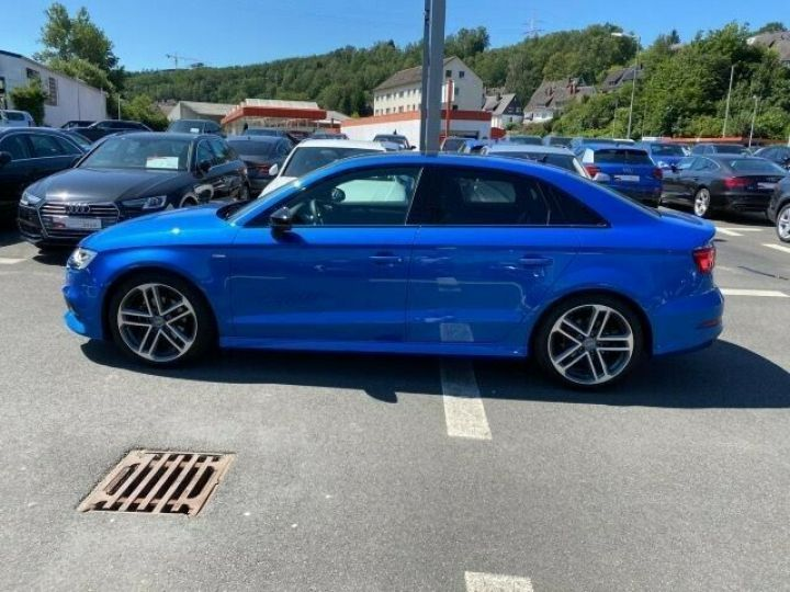 Audi A3 Berline 35 TFSI 150 TOIT PANO LED COCKPIT VIRTUEL 18' Bleu - 3