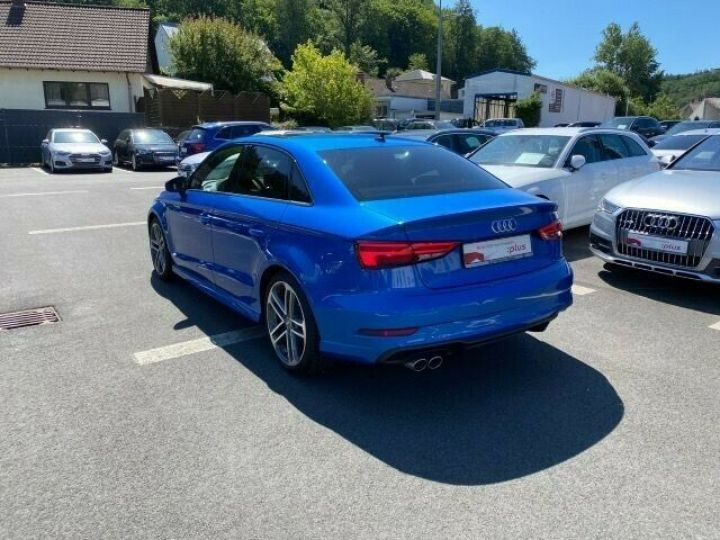 Audi A3 Berline 35 TFSI 150 TOIT PANO LED COCKPIT VIRTUEL 18' Bleu - 6