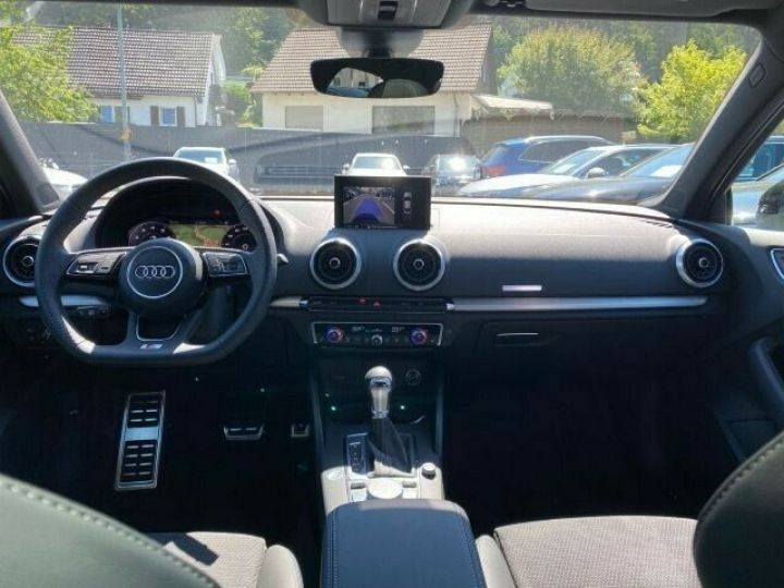 Audi A3 Berline 35 TFSI 150 TOIT PANO LED COCKPIT VIRTUEL 18' Bleu - 12