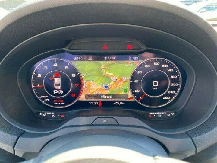 Audi A3 Berline 35 TFSI 150 TOIT PANO LED COCKPIT VIRTUEL 18' Bleu - 13