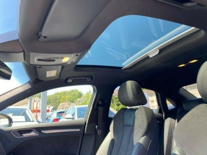 Audi A3 Berline 35 TFSI 150 TOIT PANO LED COCKPIT VIRTUEL 18' Bleu - 9