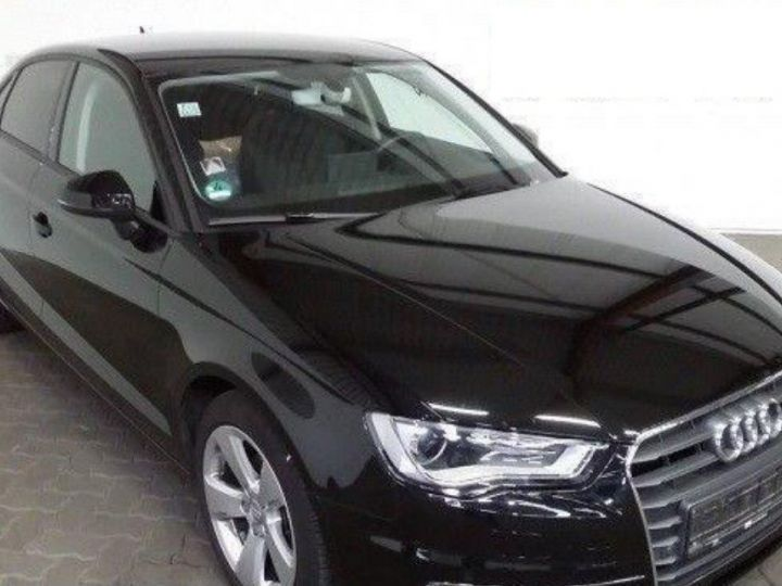 Audi A3 Berline Ambition1.6 TDI 110 (07/2016) noir metal - 1