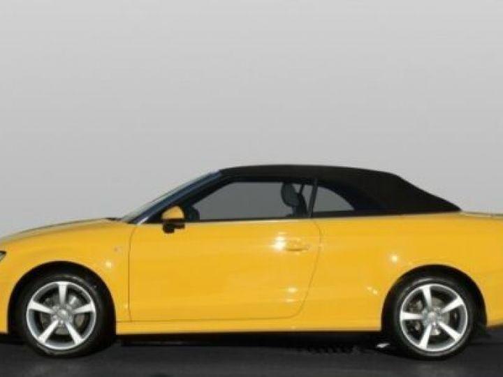 Audi A3 Cabriolet 1.4 TFSI 115CH S LINE JAUNE Occasion - 2
