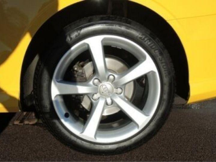 Audi A3 Cabriolet 1.4 TFSI 115CH S LINE JAUNE Occasion - 6