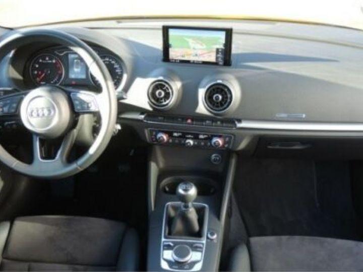 Audi A3 Cabriolet 1.4 TFSI 115CH S LINE JAUNE Occasion - 7