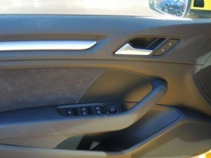 Audi A3 Cabriolet 1.4 TFSI 115CH S LINE JAUNE Occasion - 11
