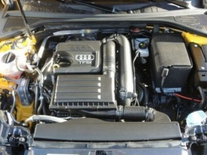 Audi A3 Cabriolet 1.4 TFSI 115CH S LINE JAUNE Occasion - 12