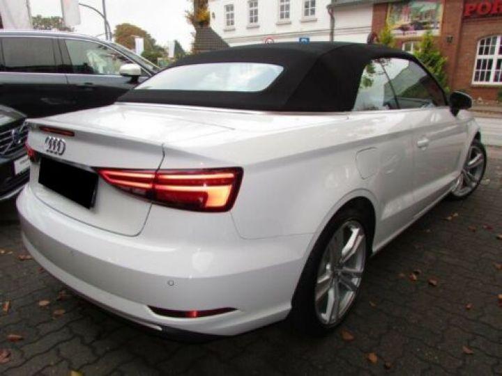 Audi A3 Cabriolet 1.5 TFSI 150CH COD S LINE BLANC Occasion - 4
