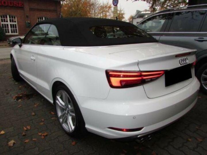Audi A3 Cabriolet 1.5 TFSI 150CH COD S LINE BLANC Occasion - 6