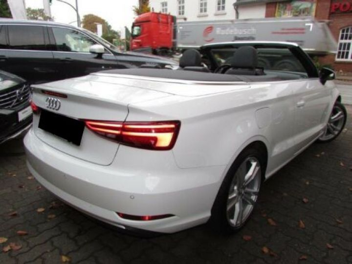 Audi A3 Cabriolet 1.5 TFSI 150CH COD S LINE BLANC Occasion - 10