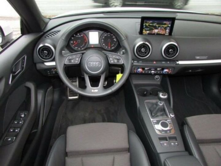 Audi A3 Cabriolet 1.5 TFSI 150CH COD S LINE BLANC Occasion - 11