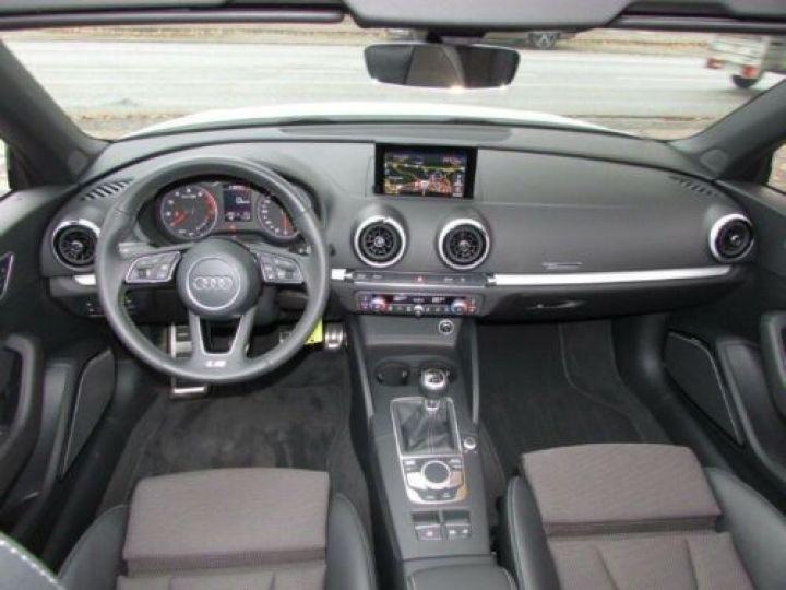 Audi A3 Cabriolet 1.5 TFSI 150CH COD S LINE BLANC Occasion - 12