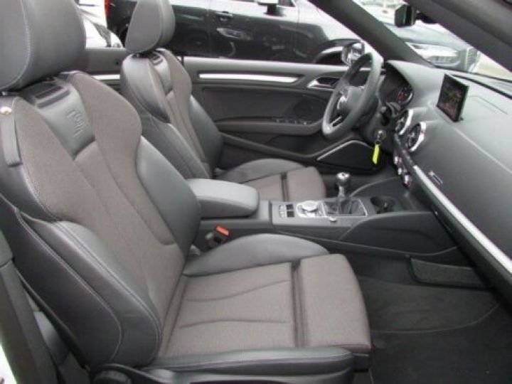 Audi A3 Cabriolet 1.5 TFSI 150CH COD S LINE BLANC Occasion - 13