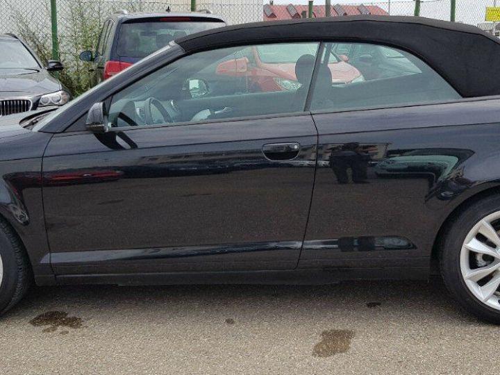 Audi A3 Cabriolet 1.8 TFSI 160 CV STRONIC (07/2011) noir métal - 7