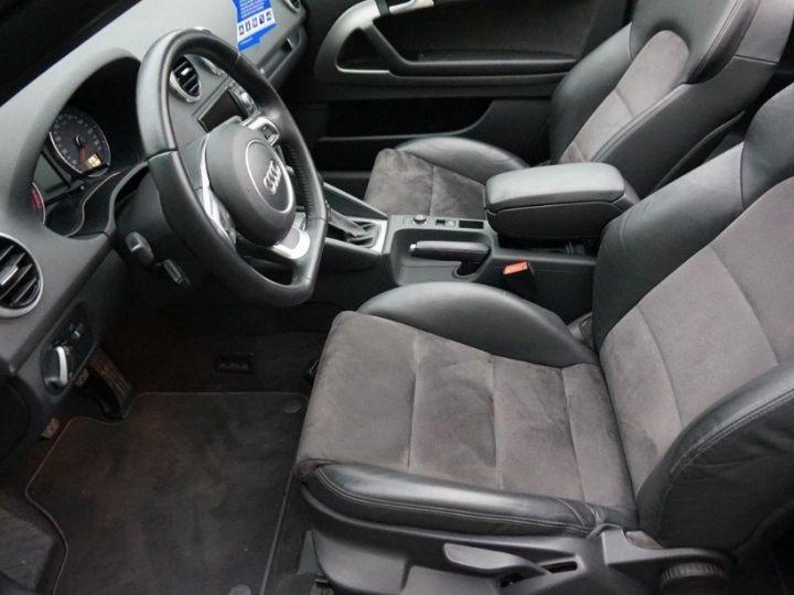 Audi A3 Cabriolet 2.0 TDI 140 DPF AMBITION LUXE (2013) brun métal - 13