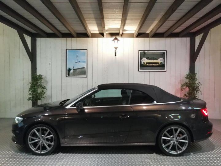 Audi A3 Cabriolet 2.0 TDI 184 CV AMBITION LUXE QUATTRO BVA Gris - 1