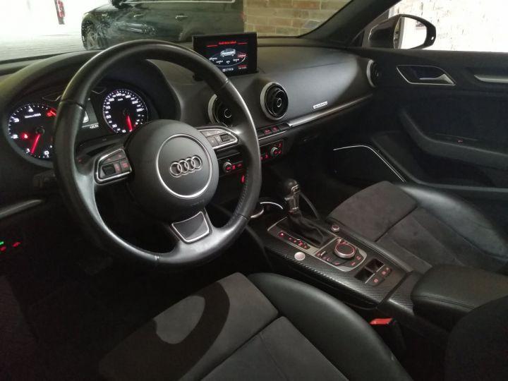 Audi A3 Cabriolet 2.0 TDI 184 CV AMBITION LUXE QUATTRO BVA Gris - 6