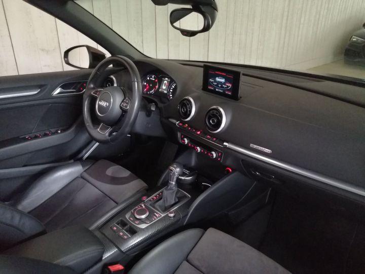 Audi A3 Cabriolet 2.0 TDI 184 CV AMBITION LUXE QUATTRO BVA Gris - 7