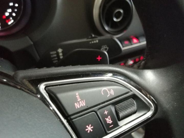 Audi A3 Cabriolet 2.0 TDI 184 CV AMBITION LUXE QUATTRO BVA Gris - 13