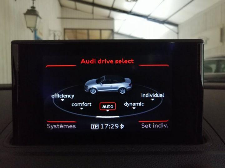 Audi A3 Cabriolet 2.0 TDI 184 CV AMBITION LUXE QUATTRO BVA Gris - 14