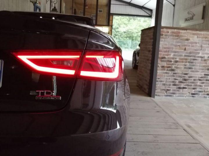 Audi A3 Cabriolet 2.0 TDI 184 CV AMBITION LUXE QUATTRO BVA Gris - 17