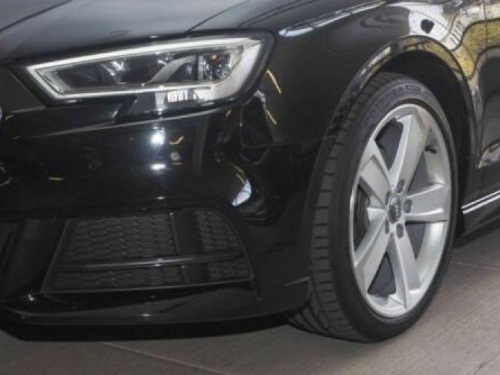 Audi A3 Cabriolet 2.0 TDI S tronic S line NOIR  - 5