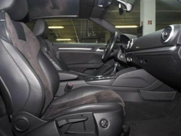 Audi A3 Cabriolet 2.0 TDI S tronic S line NOIR  - 7