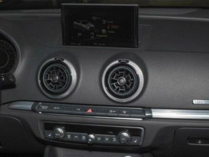 Audi A3 Cabriolet 2.0 TDI S tronic S line NOIR  - 10