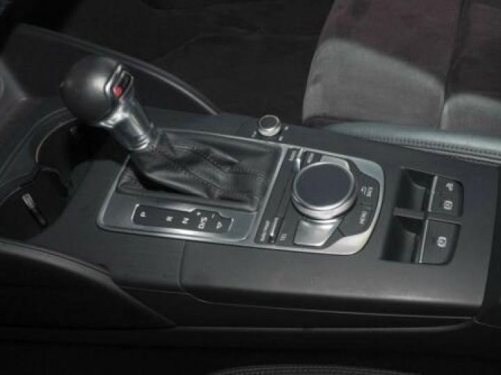 Audi A3 Cabriolet 2.0 TDI S tronic S line NOIR  - 11