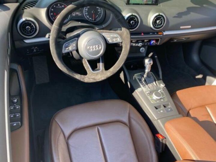 Audi A3 Cabriolet 2.0 TFSI quattro S tronic sport Cabrio Noir Peinture métallisée - 6
