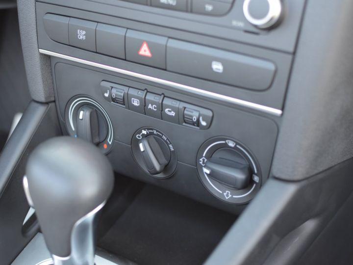 Audi A3 Cabriolet AUDI A3 1.8 TFSI 160CH STRONIC 7 CABRIOLET 1ère main CUIR ALCANTARA EXCELLENT ÉTAT 30000KMS GRIS FONCE - 9
