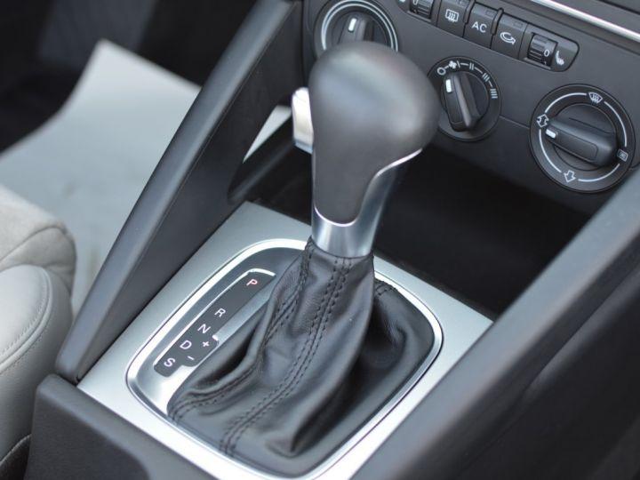 Audi A3 Cabriolet AUDI A3 1.8 TFSI 160CH STRONIC 7 CABRIOLET 1ère main CUIR ALCANTARA EXCELLENT ÉTAT 30000KMS GRIS FONCE - 10